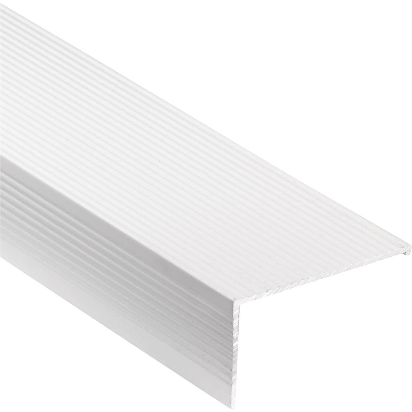 """M-D Ultra 2-3/4"""" x 72"""" White Sill Nosing Image 1"""