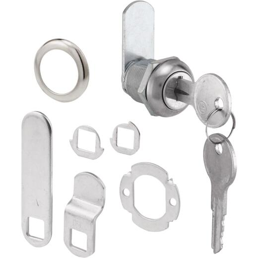 Defender Security 5/8 In. L. x 3/4 In. Dia. Drawer & Cabinet Lock