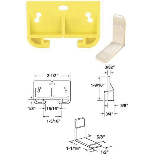 Drawer Slides & Rollers