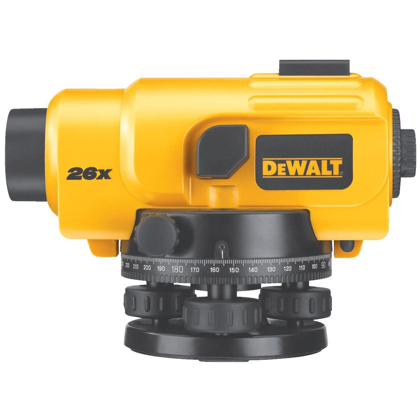 Dewalt 26x Magnifying Auto Sight Level Image 1