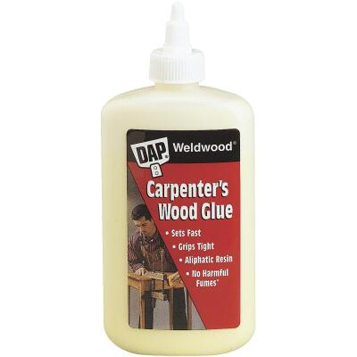 DAP Weldwood 16 Oz. Carpenter's Wood Glue