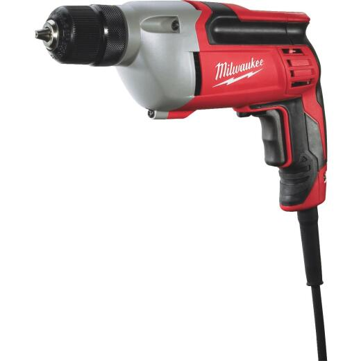 Milwaukee 3/8 In. 8-Amp Keyless Electric Drill