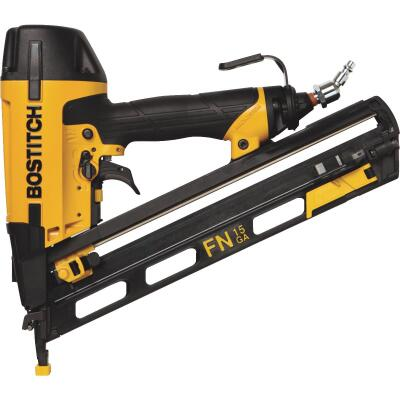 Bostitch 15-Gauge 2-1/2 In. Angled Finished Nailer
