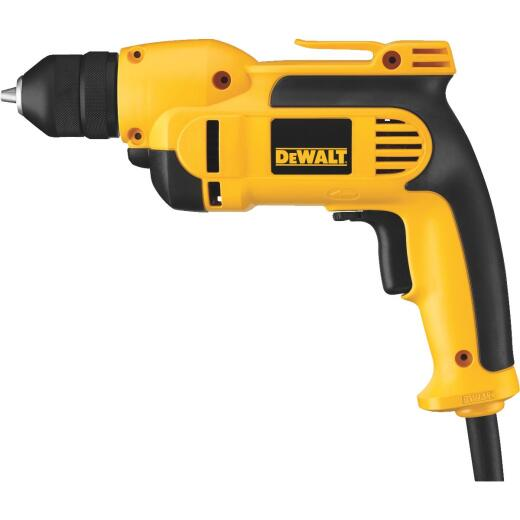 DeWalt 3/8 In. 8-Amp Keyless Electric Drill