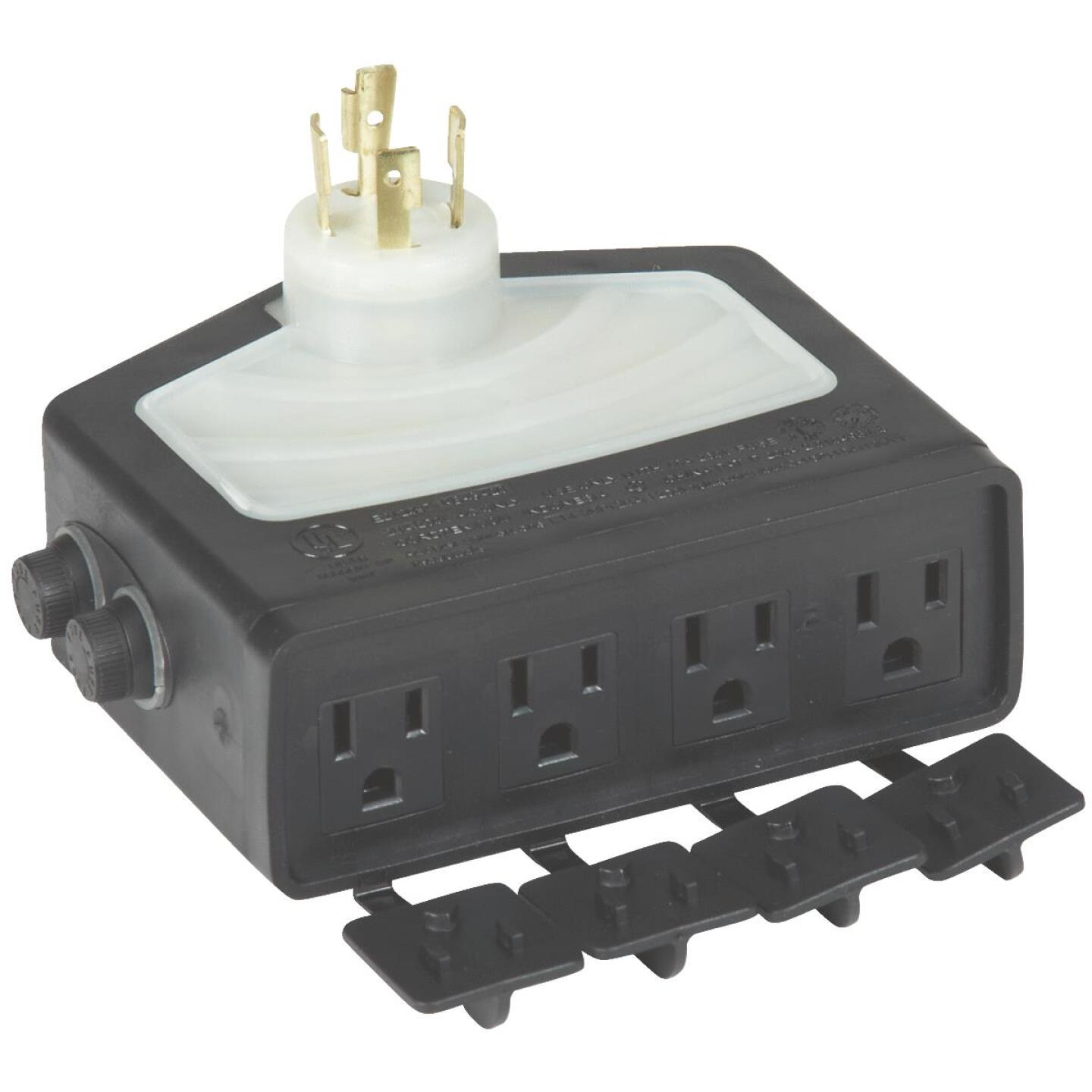 Do it 4-Outlet 20A/250V Generator Adapter Image 1
