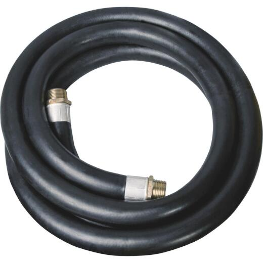 Universal 3/4 In. x 10 Ft. Farm Fuel Transfer Hose