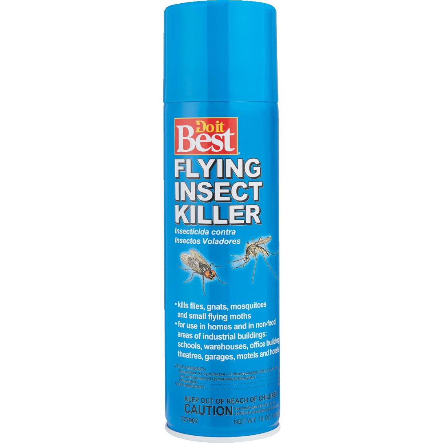 Do it Best 15 Oz. Aerosol Spray Flying Insect Killer Image 1