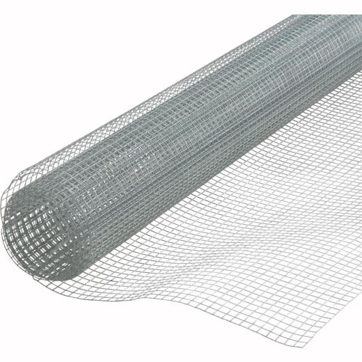 1/2 In. x 24 In. H. x 10 Ft. L. 19-Ga. Hardware Cloth
