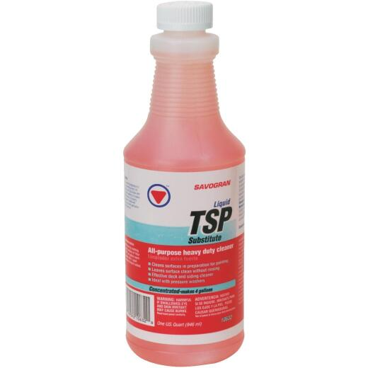 Savogran 1 Qt. Liquid TSP Substitute Cleaner