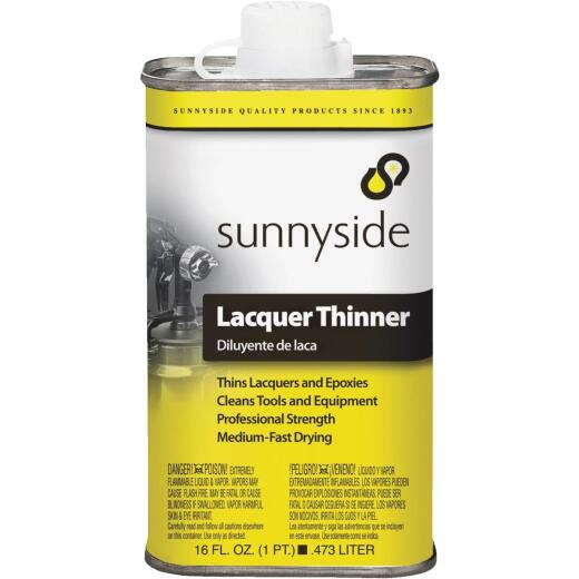 Sunnyside Lacquer Thinner, Pint