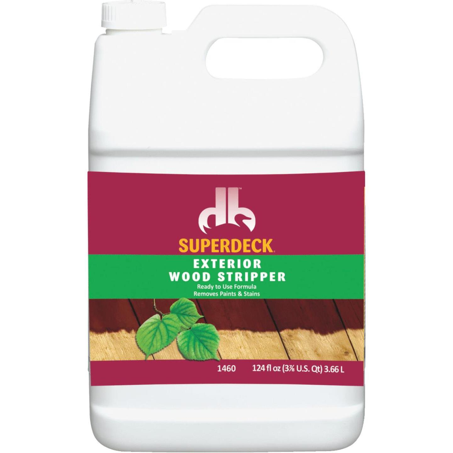 Duckback SUPERDECK 1 Gal. Exterior Stain & Paint Remover Image 1