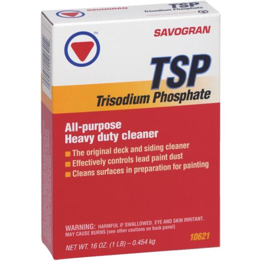 Savogran 1 Lb. Powder Trisodium Phosphate (TSP) Cleaner