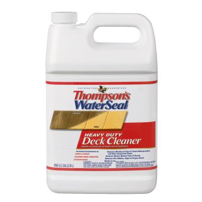 Thompson's WaterSeal 1 Gal. Heavy-Duty Deck Cleaner