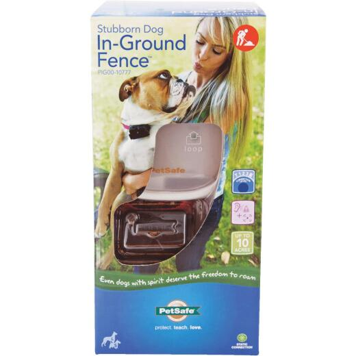 Petsafe Stubborn Dog In-Ground Up to 10-Acre Radio Fence